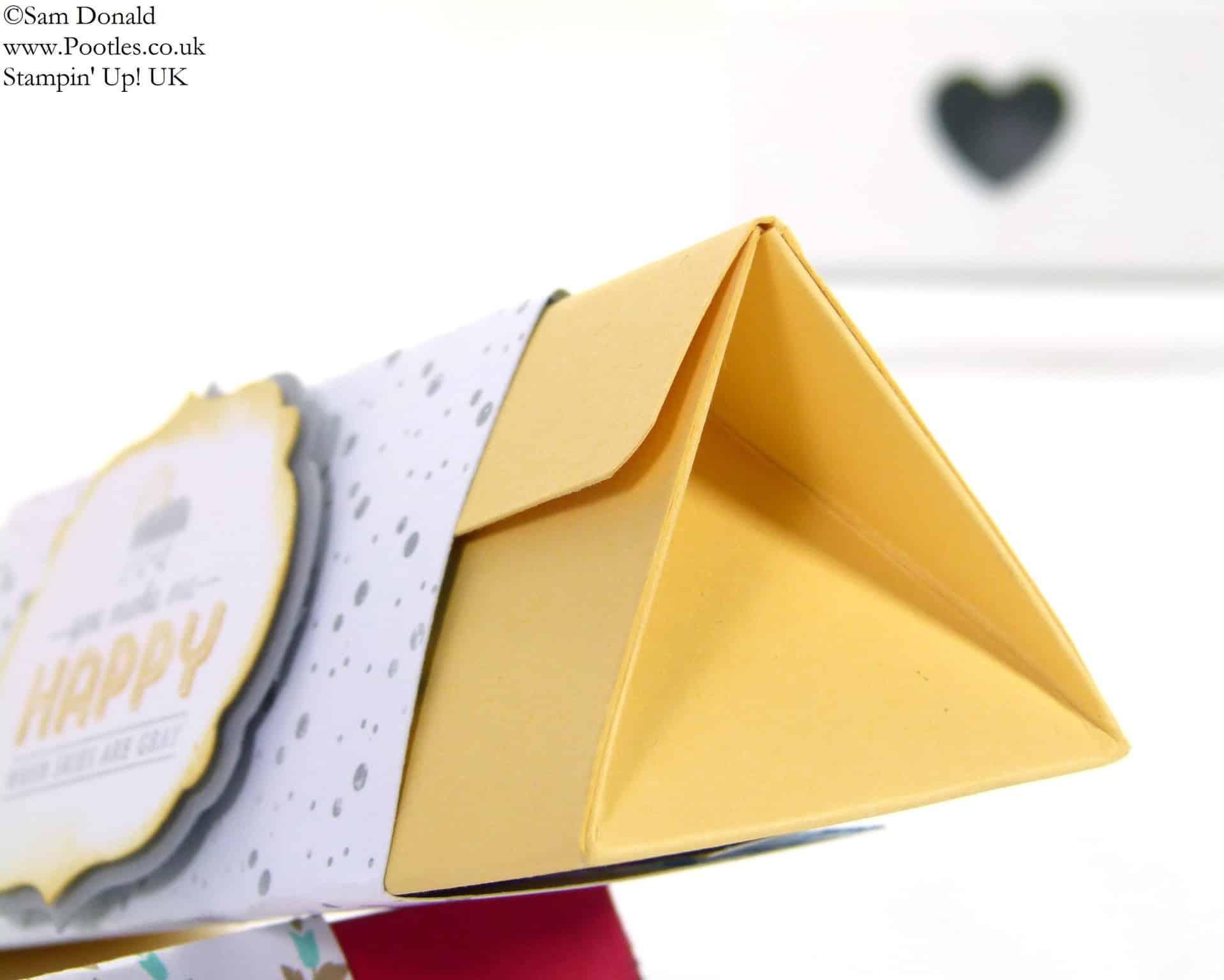 Origami Triangle Box - YouTube | 1536x1918