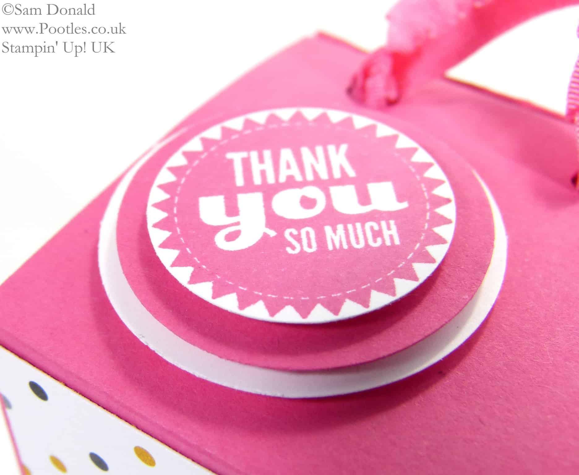 POOTLES Stampin' Up! UK Balm Jar Gift Box Tutorial 2 (2)