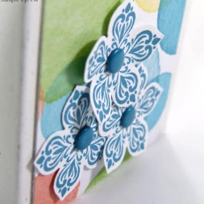 Pootles' SPRINGWATCH Fold Over Box Tutorial