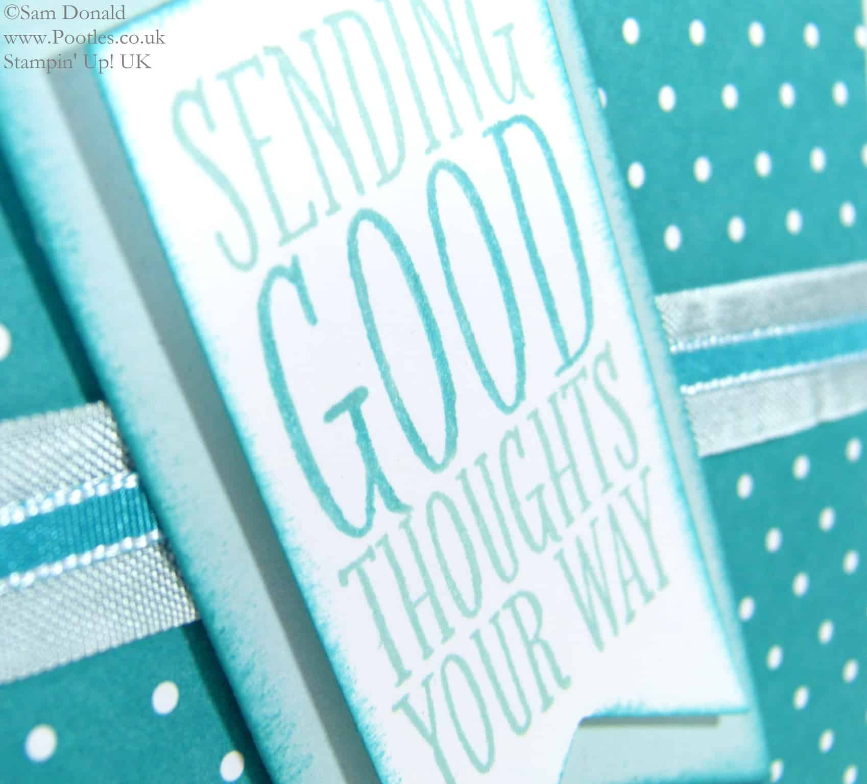 POOTLES Stampin Up UK is Sending Perfect Pennants Your Way! Marker Details (1)