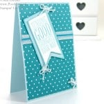 POOTLES Stampin Up UK is Sending Perfect Pennants Your Way! Marker Details (2)