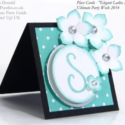 ULTIMATE PARTY WEEK – Place Cards