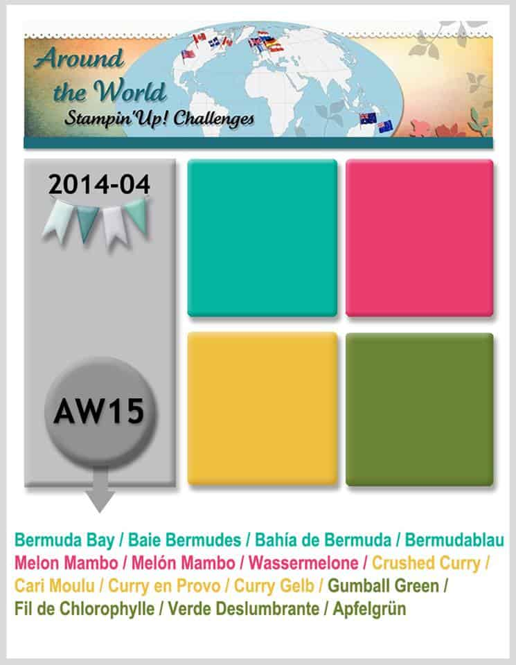 Around the World Challenge Blog AW15