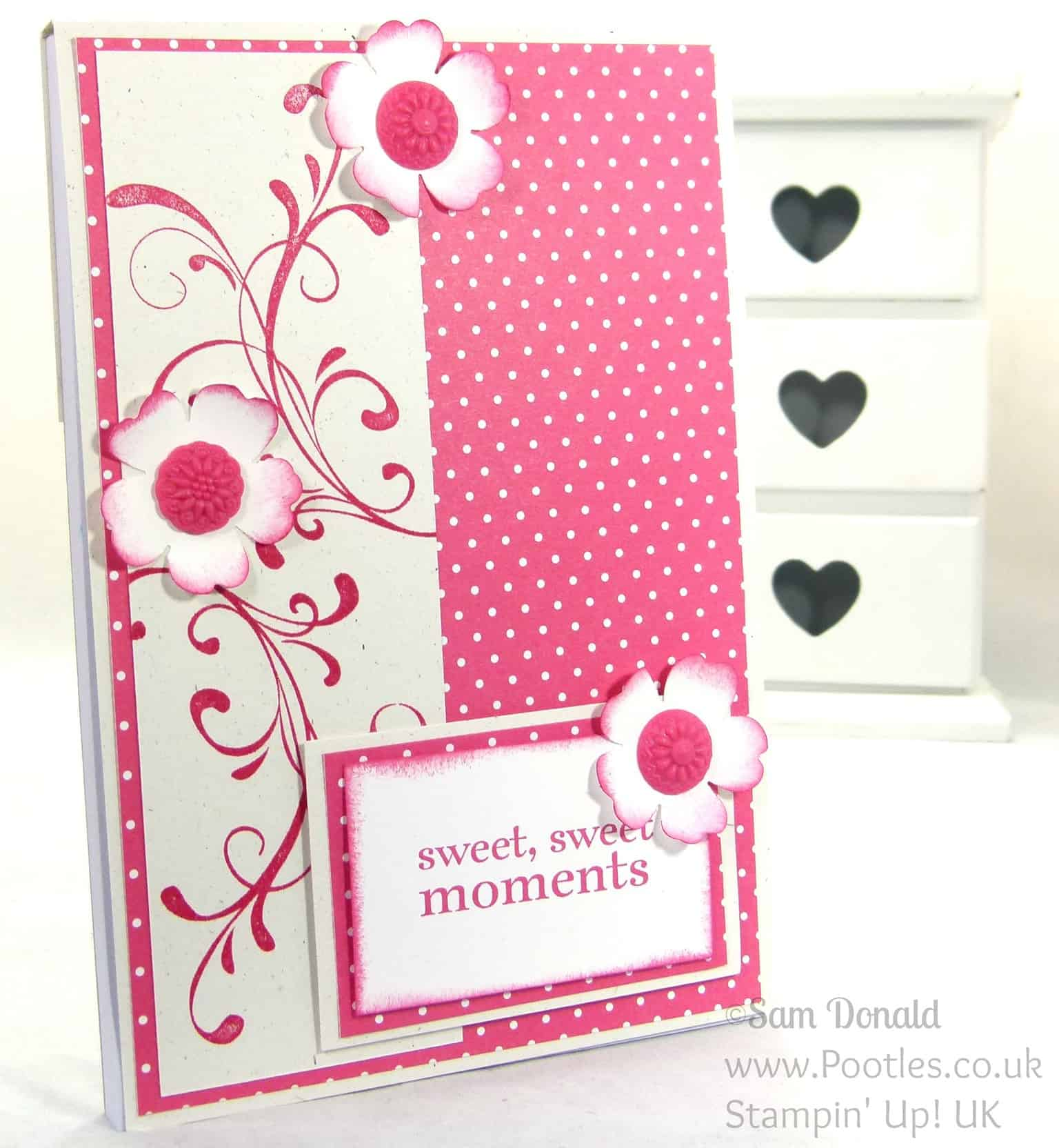 Pootles - Gifts for my new Stampin' Up! UK Demonstrators!