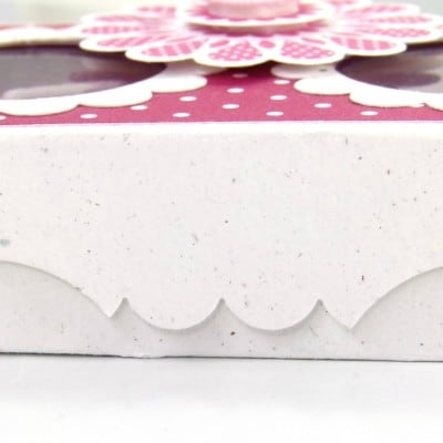 Double Oversized Tea Light Box Tutorial