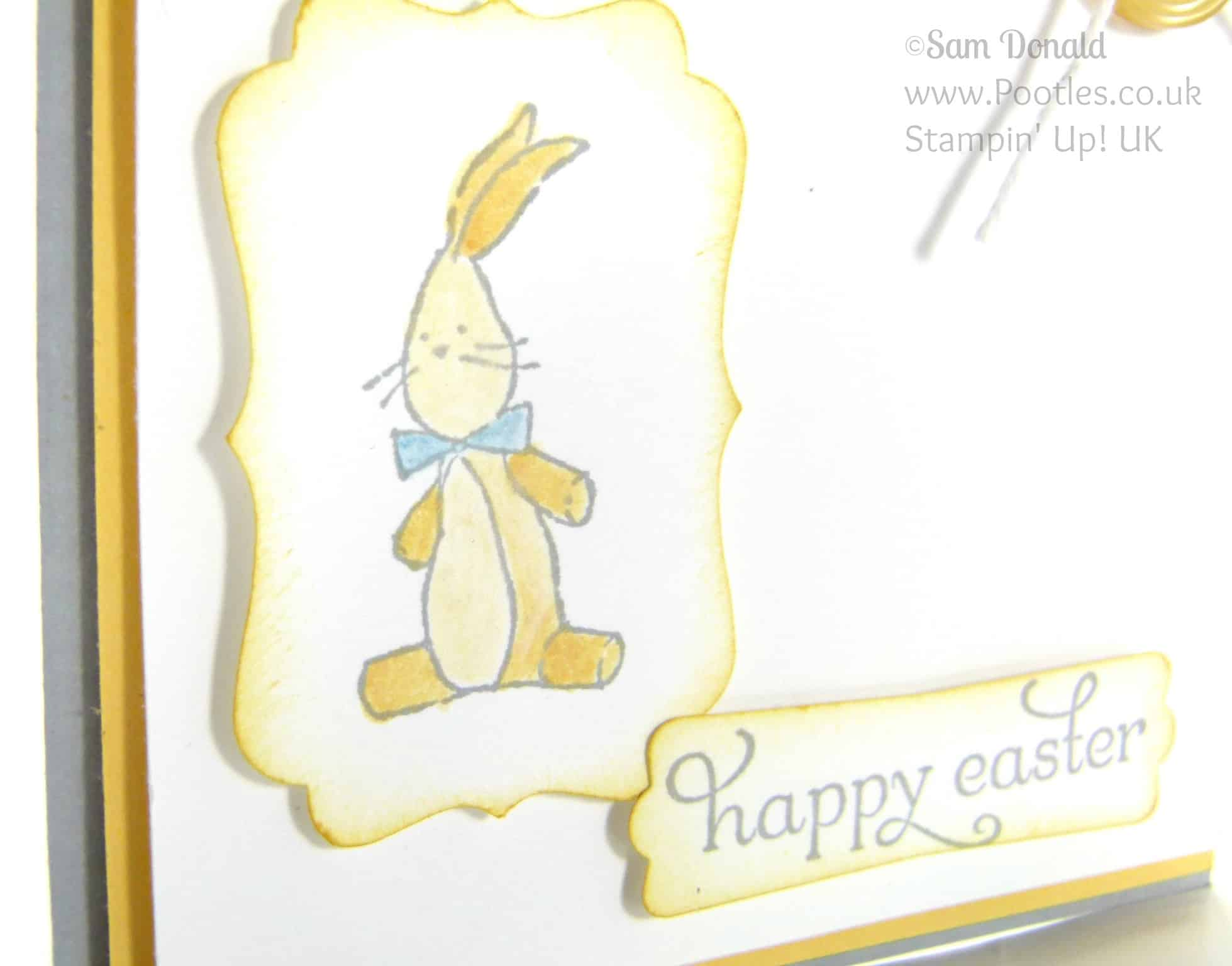 Non Seasonal Stamping for a very Happy Easter! + Bonus Gift
