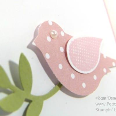 Polka Dot Pieces Thank You Cards