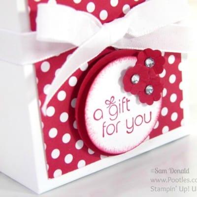 The Spotty Box + bonus gift!