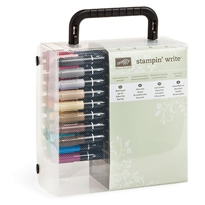 Stampin Write Markers all 4 colour collections