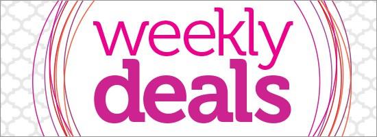 Stampin' Up! UK Shop Weekly Deals
