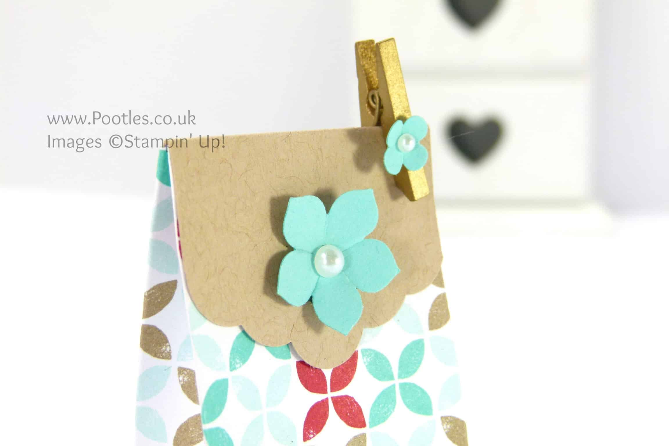 Fresh Prints DSP Bag Swaps for Stampin' Up! UK Regional Close Up