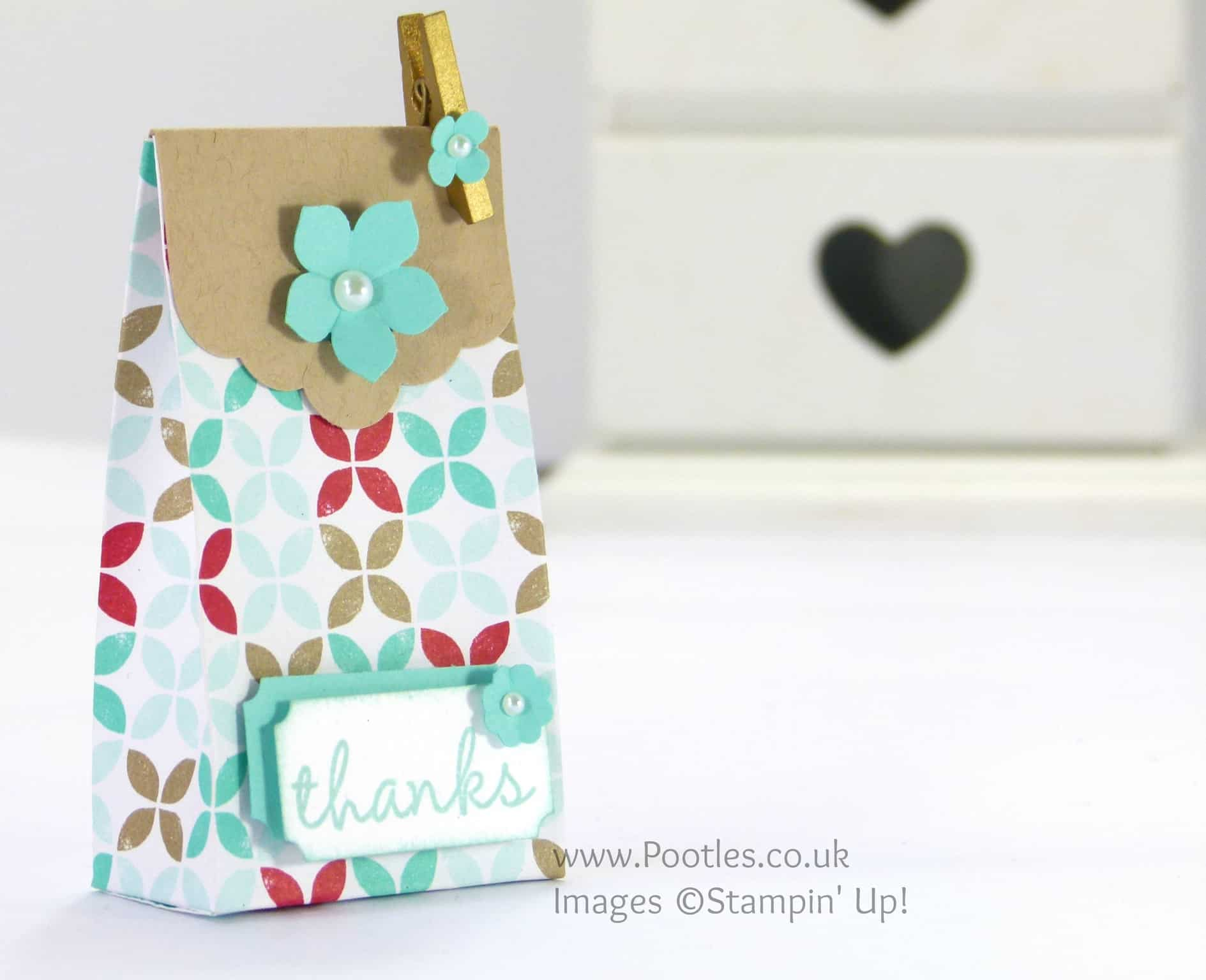Fresh Prints DSP Bag Swaps for Stampin' Up! UK Regional