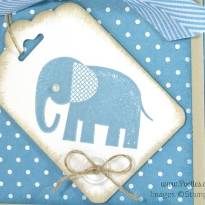 Adorable Box for Baby Bibs and Gifts