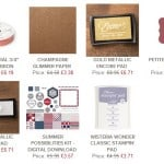 Stampin' Up! UK Weekly Deals from June 25th