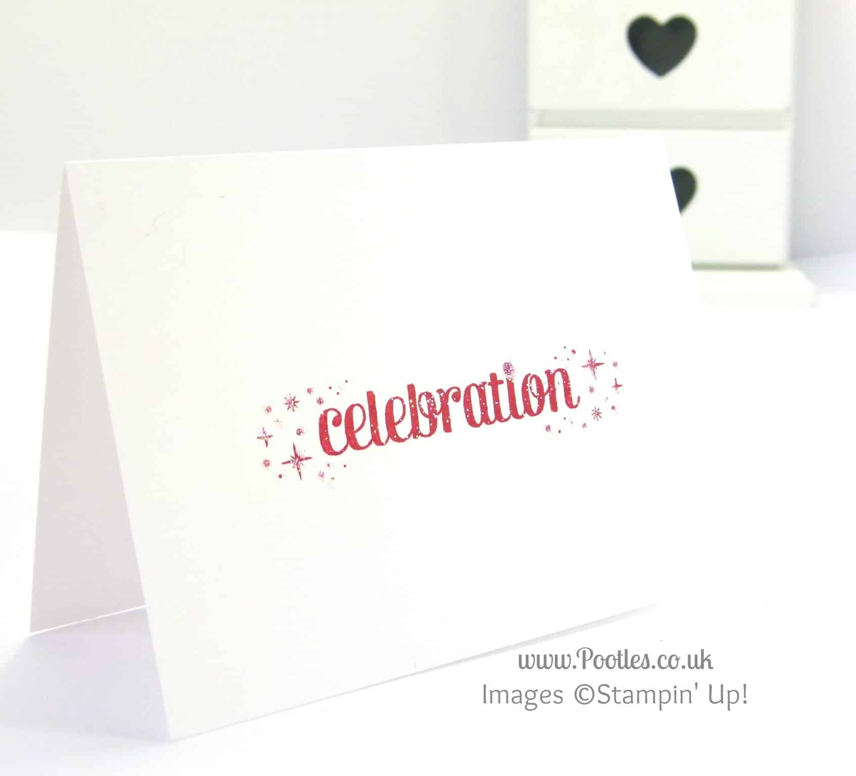 South Hill & Stampin Up on Sunday Congratulations!