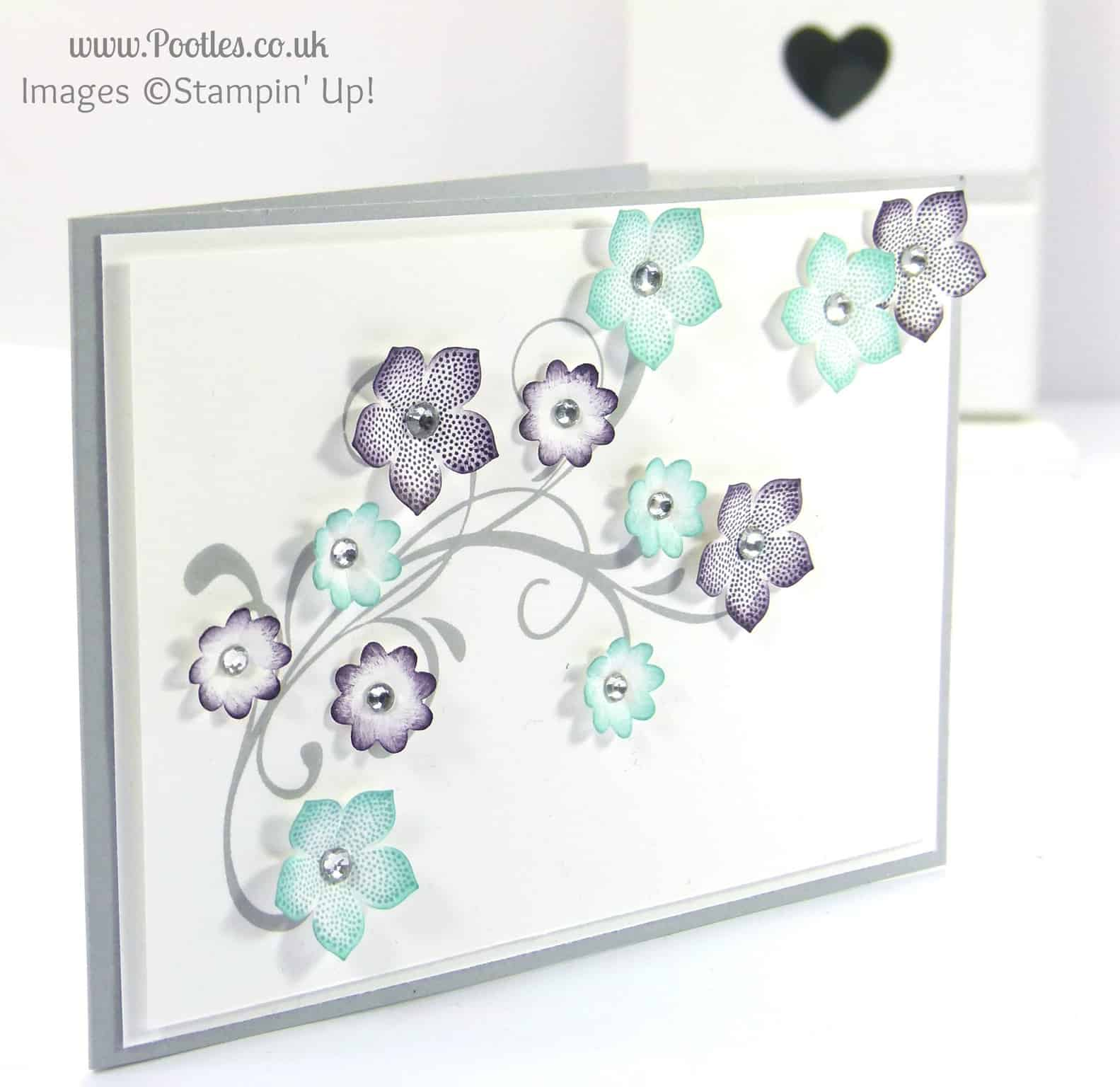 Stampin' Up! UK Demonstrator Pootles - Coastal Cabana Meets Elegant Eggplant