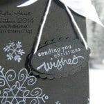 Advent Countdown #1 Endless Wishes Bag Tutorial