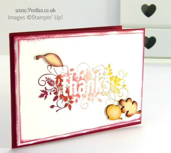 Stampin' Up! UK Demonstrator Pootles - Multicoloured Seasonally Scattered