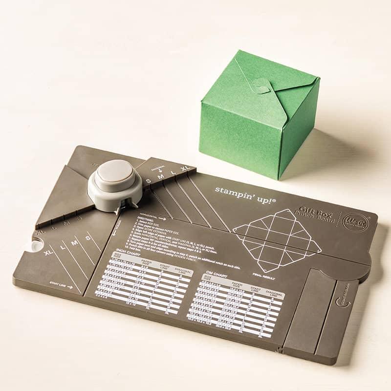 Stampin' Up! Gift Box Punch Board… Yay or Nay?