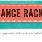 Stampin' Up! UK Clearance Rack has been updated…