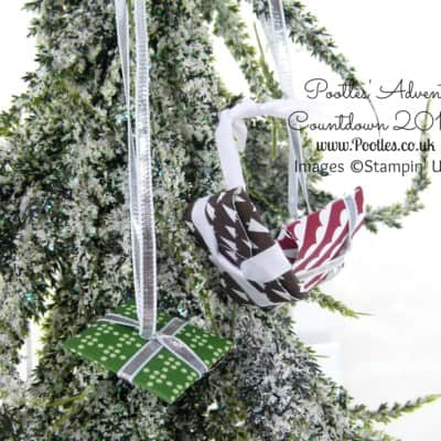 Advent Countdown #5 Carollers Coin Gifts Tutorial