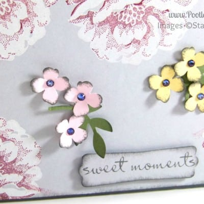 Stippled Blossom Mug Inspiration!