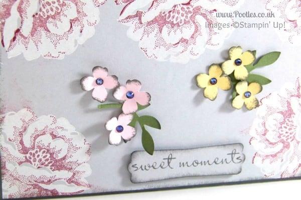 Pootles Stampin' Up! UK Demonstrator - Stippled Blossom Mug Inspiration! close up
