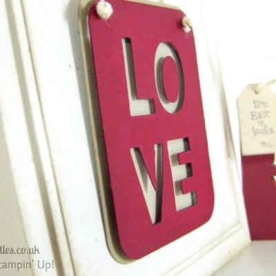 Little Letters Love Inspiration