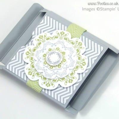 Slimline Fold Flat Box Tutorial