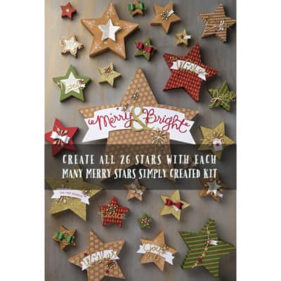 Stampin' Up! UK Merry & Bright Extra Christmas Goodies