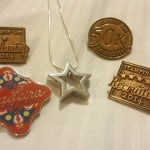 Stampin' Up! European Convention Pins and Swaps