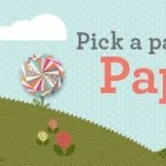 pootles pick a pack of paper stampin up joining offer
