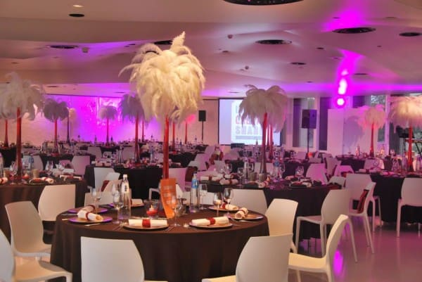 silver 2 reception room