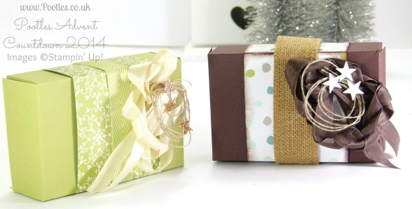 Pootles Advent Countdown #19 Chocolate Box Tutorial