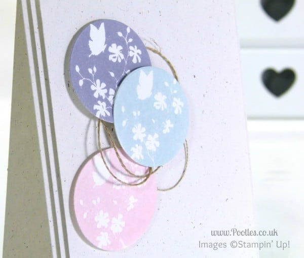 Pootles Soft Subtle Cards using Stampin' Up! Serene Sillhouettes Close Up