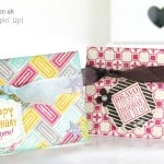 6×6 Gift Card Holder Tutorial using Stampin' Up! Die