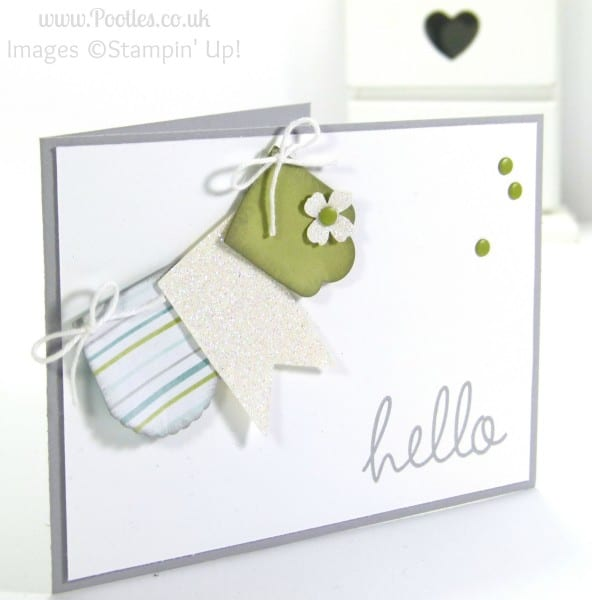 Hi There Hearts a FlutterCard - 12 Deals of Christmas