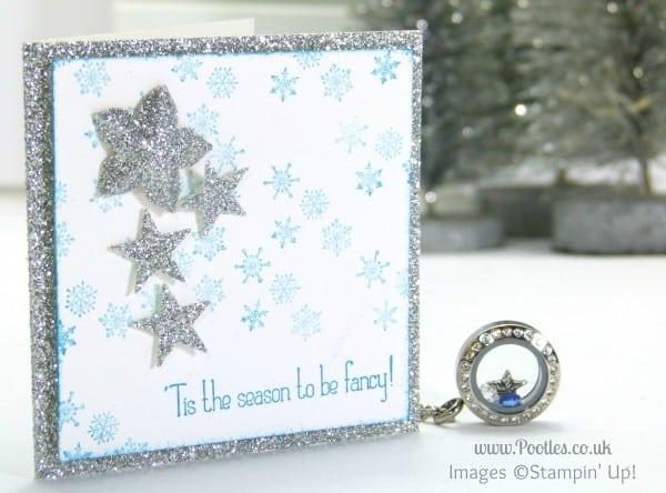 South Hill Designs & Stampin' Up! Sunday Stars and Snowflakes Showcase