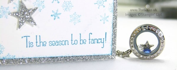 South Hill Designs & Stampin' Up! Sunday Stars and Snowflakes Showcase Close Up