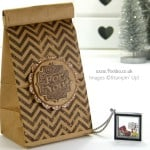 South Hill Designs & Stampin' Up on Sunday Cafe Bag Joining Offer