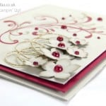 Cherry & Crumb Floral Card using Stampin' Up! Everything Eleanor & Petite Petals