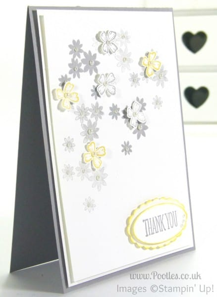 Stampin' Up! UK Demonstrator Pootles - Something to Say about a Garden Party