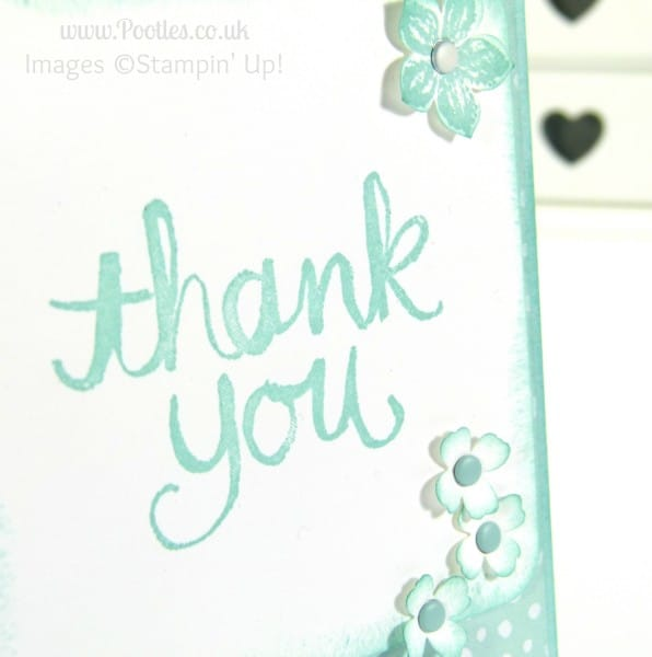 Watercolour Thank You - 12 Deals of Christmas