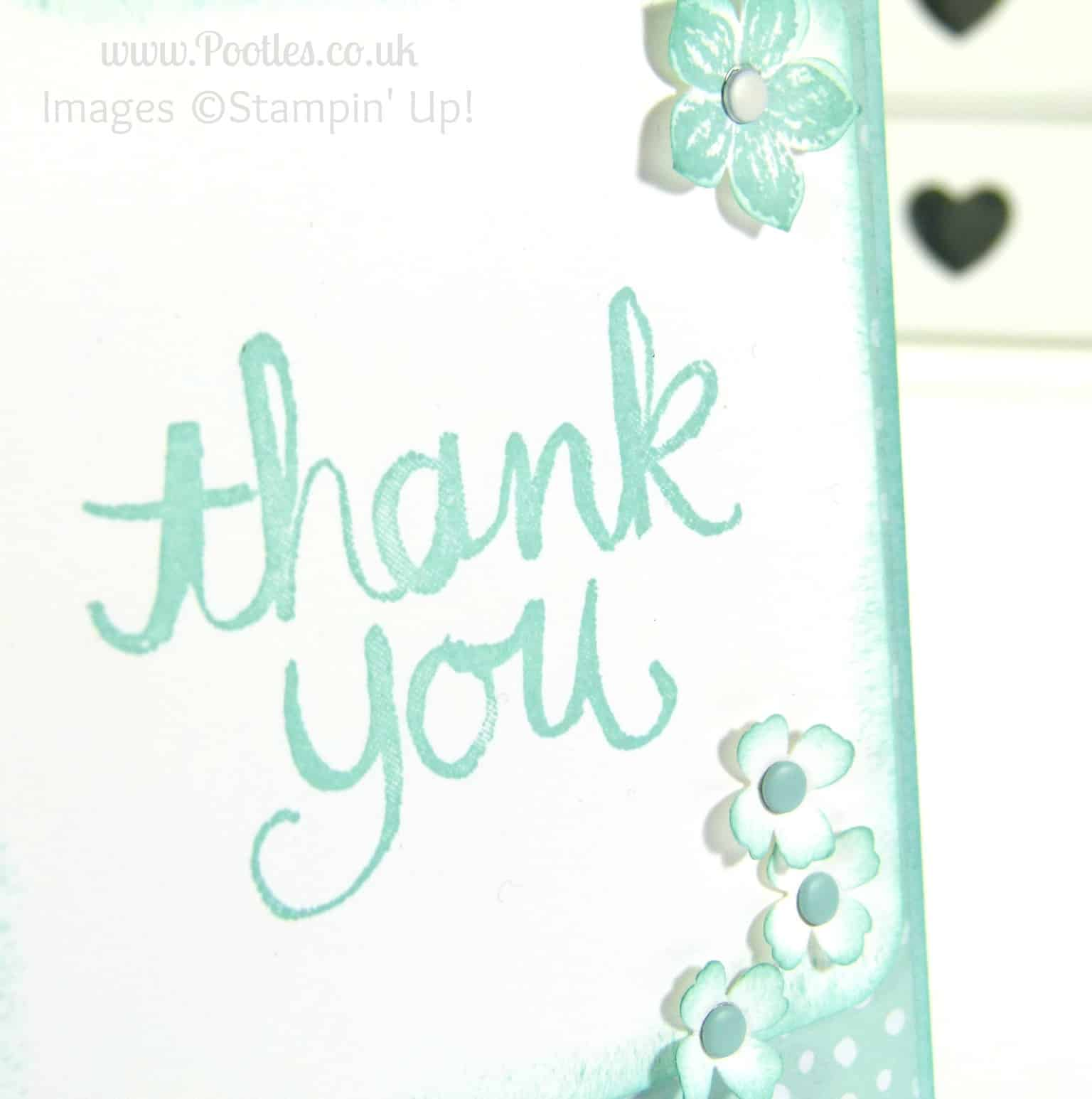 Watercolour Thank You – 12 Deals of Christmas