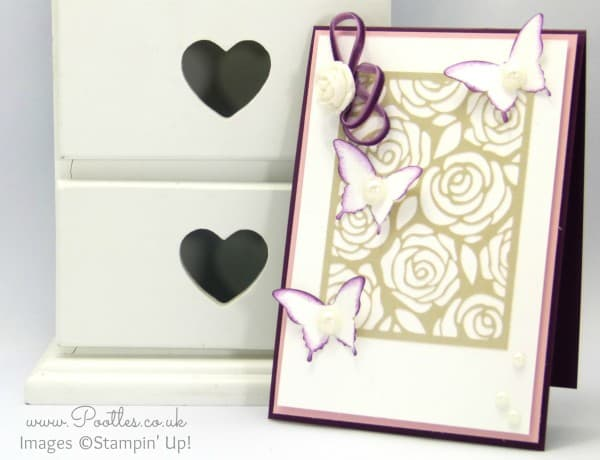 Pootles - Stampin' Up! Artisan Embellishment Kit
