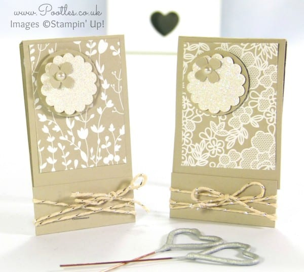 SpringWatch 2015 Sparkler Wedding Favour Match Book Tutorial