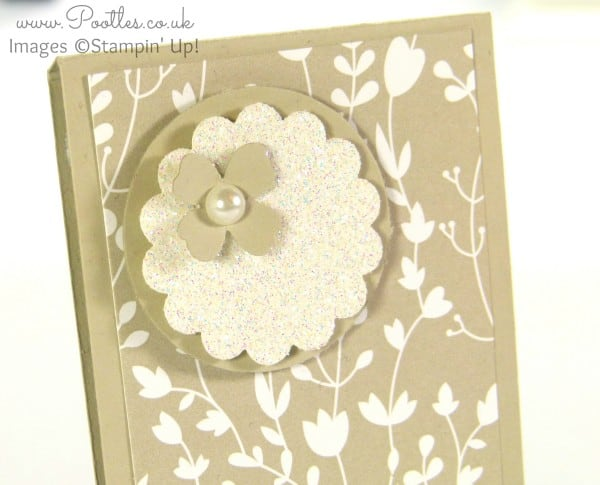 SpringWatch 2015 Sparkler Wedding Favour Match Book Tutorial Punch Detail