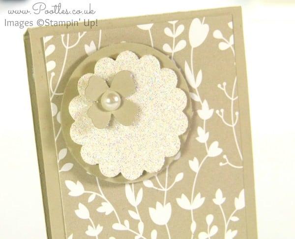 SpringWatch 2015 Sparkler Wedding Favour Match Book Tutorial Punch Detail