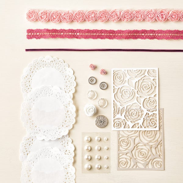 Stampin' Up! Artisan Embellishment Kit