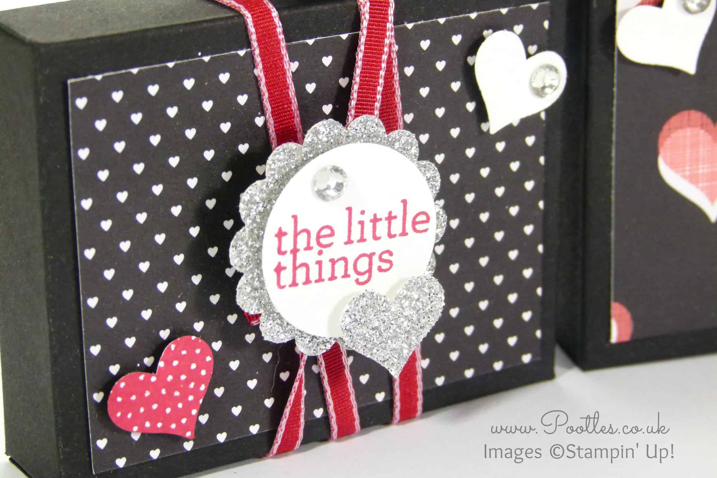 Valentine S Envelope Punch Board Box Tutorial